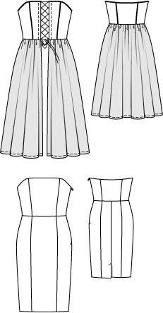 Beden 36, 38, 40, 42, 44 Elbise: Belden itibaren boy 62 cm Üst elbise: Belden itibaren boy 77 cm Malzeme:...