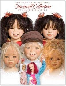 Annette Himstedt Farewell Collection Catalog