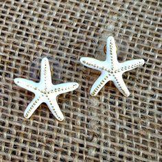 The perfect starfish stud earrings!
