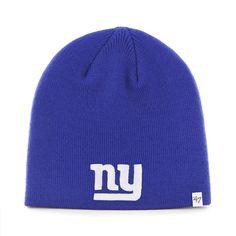 c700e27b036 Amazon.com   NFL New York Giants  47 Beanie Knit Hat