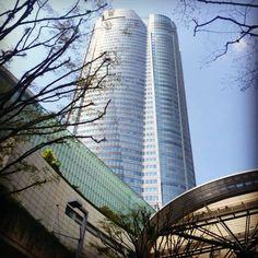 Mori Building  Photo by Noichi san  #moribuilding  #roppongi #ろっぽんぎ #Tokyo #Japan  #pupuru #japantravel #wifirental