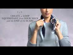 How To Tie A Neckerchief | Brooks Brothers - YouTube