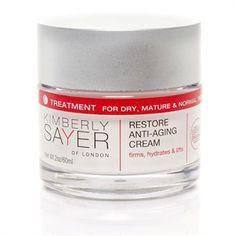 Deep penetrating facial cream