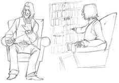 More Snape :) Professor Severus Snape, Alan Rickman, Fangirl, Harry Potter, Art, Art Background, Fan Girl, Kunst, Performing Arts