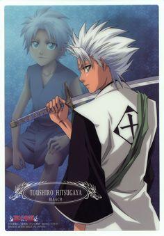 Bleach Hitsugaya And Toshiro Image On We Heart It