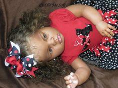 Realistic Newborn Reborn Babies Available, OOAK Baby Reborn doll