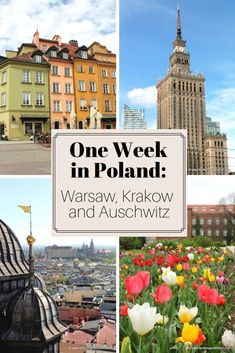 First time to Poland? This seven-day itinerary will take you to Warsaw, Krakow, and Auschwitz, three of the country's most important destinations.