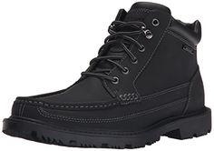 Sale at Komplete Kollection Rockport Men's Redemption Road Waterproof Moc Toe Boot