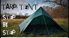 Survival Gear, Bushcraft, Outdoor Gear, Shelter, Tent, Life Hacks, Youtube, Storage, Store
