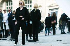 Streetstyle на Неделе моды в Париже. Часть 2 | Мода | STREETSTYLE | VOGUE