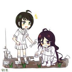 Komaru and toko