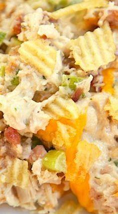 recipe: best hot chicken salad recipe [5]