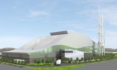The incinerator will provide South London Waste Partnership and businesses with a cost-effective alternative to landfill and also bring forward the completion and restoration of the existing landfill into green spaces and wildlife habitats. #green #sustainability #rmogreen