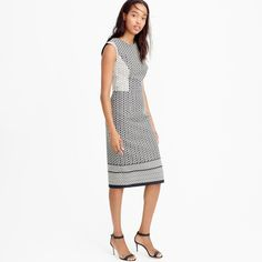 """Even if your office doesn't have a """"dress code"""" in place, you'll be happy you have a polished sheath dress ..."""