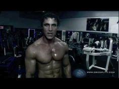 Greg Plitt Armed Workout Preview Video