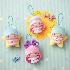 【2012.08】Plush Doll (Manufacturer: FuRyu) ★Little Twin Stars★