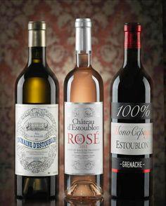 Look for this wine @ Chateau d'Estoublon, on the plains below Les Baux de Provence, near Fontvieille.