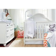 Product Image for Wendy Bellissimo™ Unisex Mix & Match Crib Bedding Collection in Grey/Navy 1 out of 4