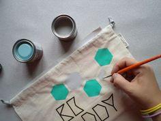 peinture sur tissu sur pinterest - Recherche Google