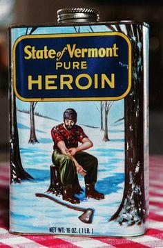 The dark side of Vermont