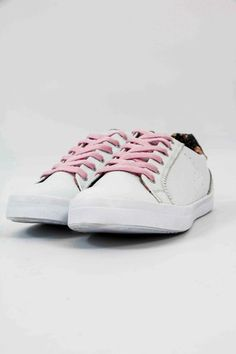 Tenis White anchor  by Canela shoes – urbanwear.co