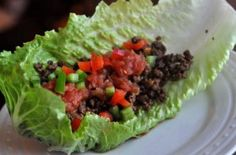 Paleo Taco Lettuce Wraps (great for all phases)