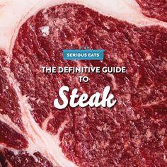 Proven techniques, dozens of carefully honed recipes, and your FAQs, answered: All the methods and tips you need to make perfect steak, each and every time.