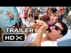 Money, Partying, & Leo Dancing on a boat.  The highly anticipated 2nd 'The Wolf Of Wall Street' Trailer has landed!