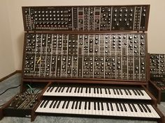 Synthesizers.com Custom 88 Space Modular Synthesizer 2018 | Reverb Moog Synthesizer, Recording Equipment, Drum Machine, Key To My Heart, Electronic Music, How To Find Out, Audio, Messages, Things To Sell