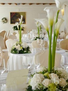(notitle) Related posts:Wedding table decoration - 85 ideas with flowers and greeneryRelaxing. Wedding Reception Flowers, Blush Wedding Flowers, Floral Wedding, Wedding Bouquets, Calla Lily Centerpieces, Wedding Centerpieces, Church Flower Arrangements, Floral Arrangements, Garden Wedding Decorations