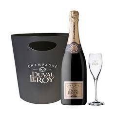 Champagne francesa Duval Leroy faz lançamento em São Paulo