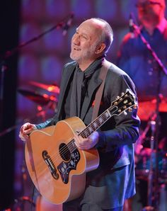 Breaking News about Pete Townshend
