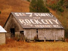 See 7 States from Rock City | Flickr - Photo Sharing!