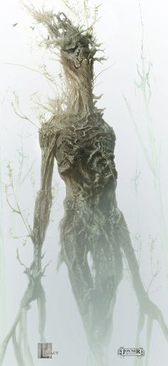 Unused Concept for \'Snow White and the Huntsman\'