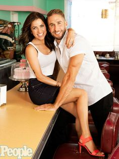 Kaitlyn and Shawn. Hmmm. Not sure what to make of this pairing (based on things she said while filming). Their chances of longevity?Who knows? But good luck to the newest Bachelor Nation couple.   Love Notes and Secret Promises: Why Bachelorette Star Kaitlyn Says Shawn 'Was Always the One' http://www.people.com/article/bachelorette-kaitlyn-bristowe-says-shawn-booth-was-always-the-one