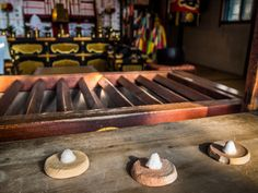 "Asakusa Zenizuka Jizodo 3/4 A distinctive characteristic of ""Zenizuka"" (i.e. ""treasure mount"") Jizodo temple is the pillar of salt used to purify the statue of Jizo. People scratch some of it and offer it to the temple (or keep it!) to pray for success in their business ventures. #Asakusa, #Senizuka, #Jizodo, #Sensoji, #salt © Grigoris A. Miliaresis"
