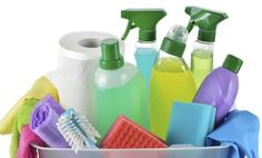 5 productos de limpieza que jamás puedes sustituir I 5 cleaning products can never replace