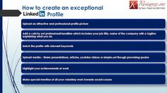 Resume.ae: For Exceptional LinkedIn Profilefollow us at http...
