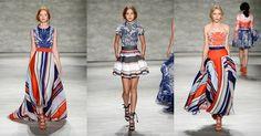Semana de Moda de Nova York mostra as tendências do Verão 2015; veja looks - Moda - UOL Mulher