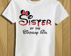 Tshirt Disney Mickey Mouse ears Mom of the por CleanlyWheatGraphics