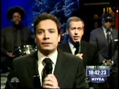 Jimmy Fallon and Brian Williams Slow Jams