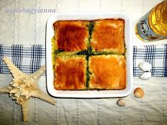 Kakukkfű: Spenótos-fetás görög lepény Healthy Recipes, Healthy Food, Dinner, Cooking, Anna, Magic, Healthy Foods, Dining, Kitchen