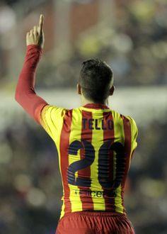 2014-01-22 Levante-Barça (1-4) Tello, protagonista del partido y autor de un hattrick. (1968×2760)