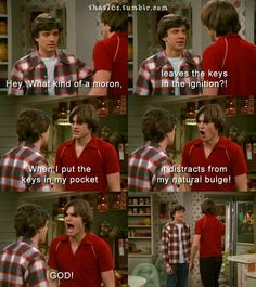 hahahah. that 70s shows