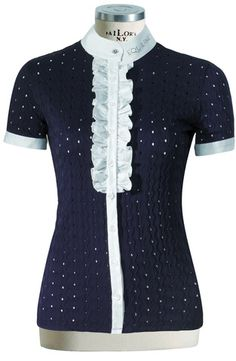 Equiline Lissome Competition Shirt | Stirrups Equestrian