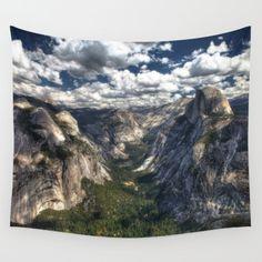 Yosemite National Park Wall Tapestry