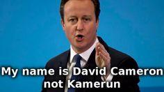 Ryszard Petru nazwał Davida Camerona Kamerunem KAMERUN WPADKA Petru Kamerun