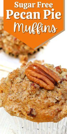 Low Sugar Recipes, No Sugar Foods, Baking Recipes, Dessert Recipes, Dessert Ideas, Candy Recipes, Muffin Recipes, Cupcake Recipes, Bread Recipes