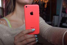 iPhone 5c.♡