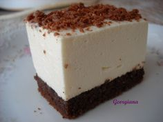 Just cooking!: Felie de lapte Just Cooking, Cheesecake, Pudding, Sweets, Desserts, Recipes, Magick, Tailgate Desserts, Deserts